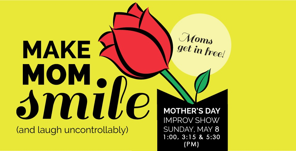 Make Mom Smile On Mothers Day